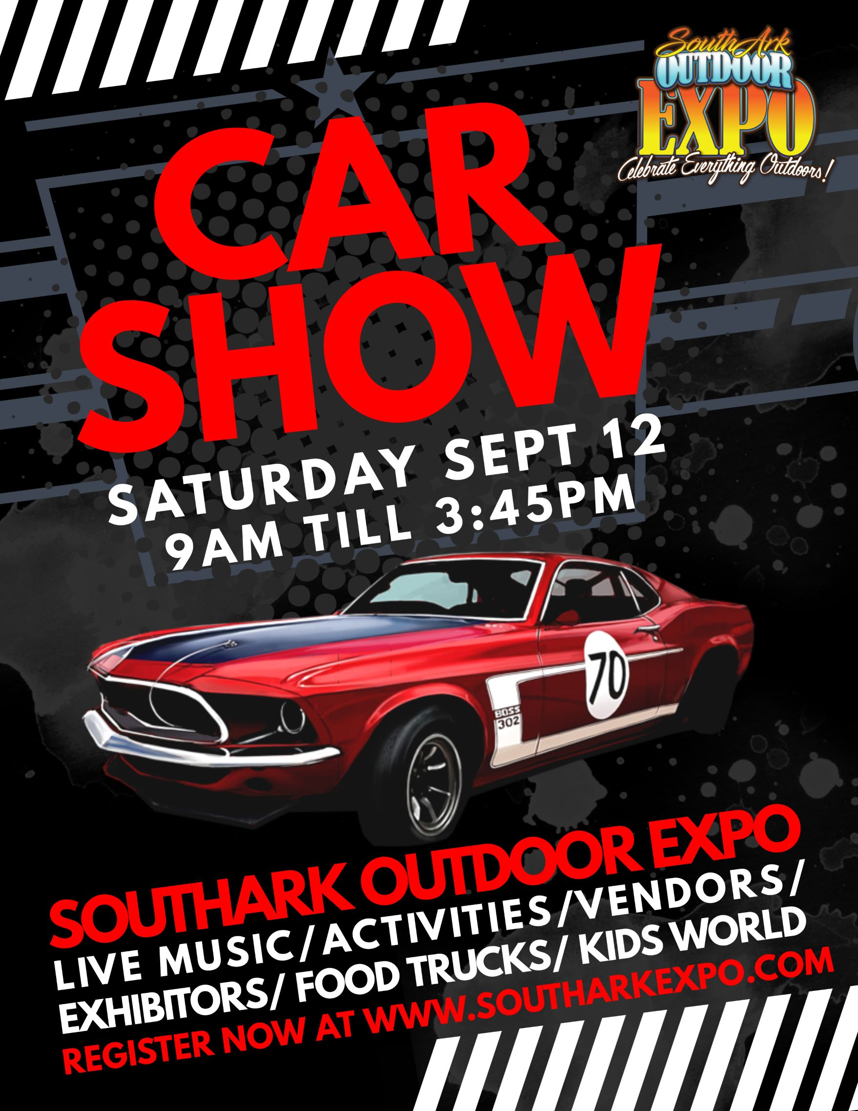 Expo Car Show Flyer RESIZED