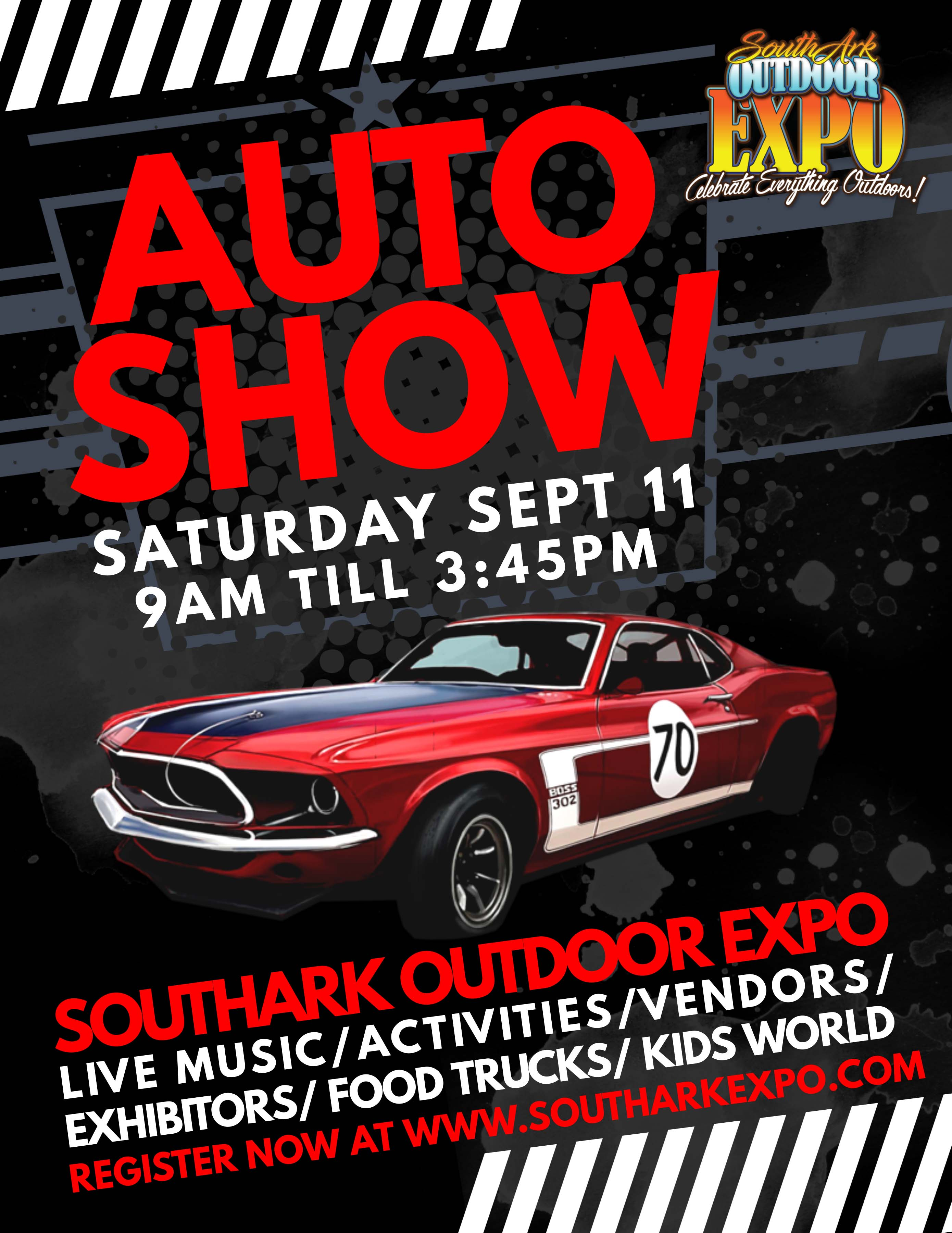 Auto Show Flyer Resized
